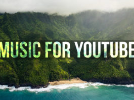 Music for youtube