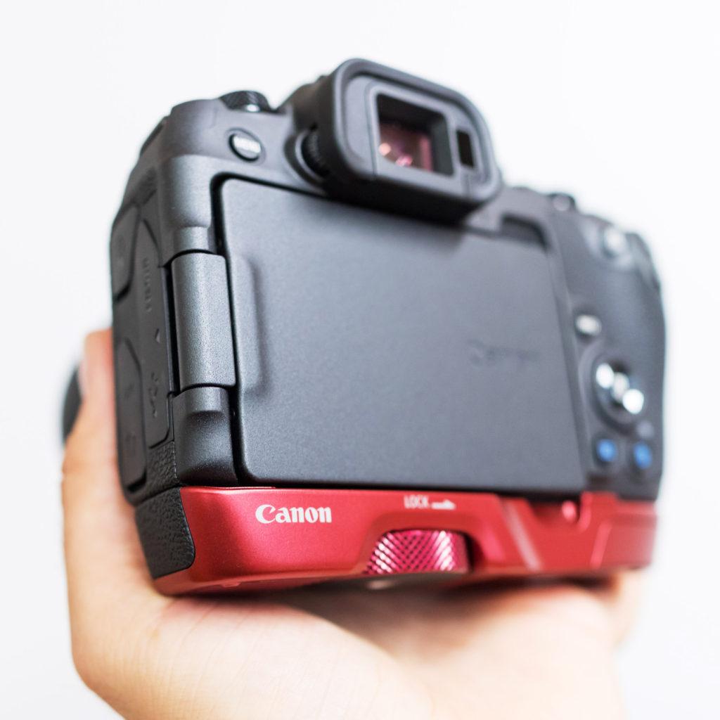 The Canon EOS RP
