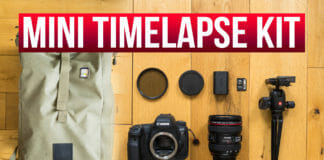 Mini timelapse kit