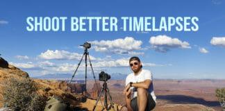 Shoot better timelapses