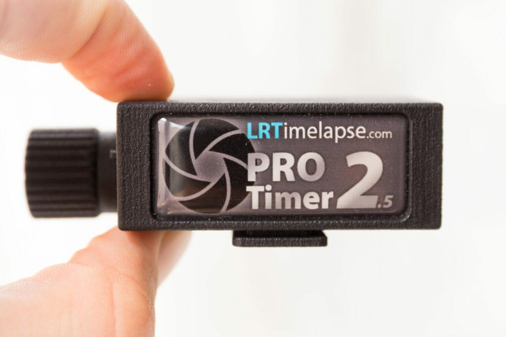 LRTimelapse Pro Timer 2.5 review