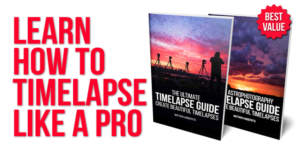 Learn how to timelapse like a pro