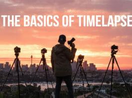 The basics of timelapse