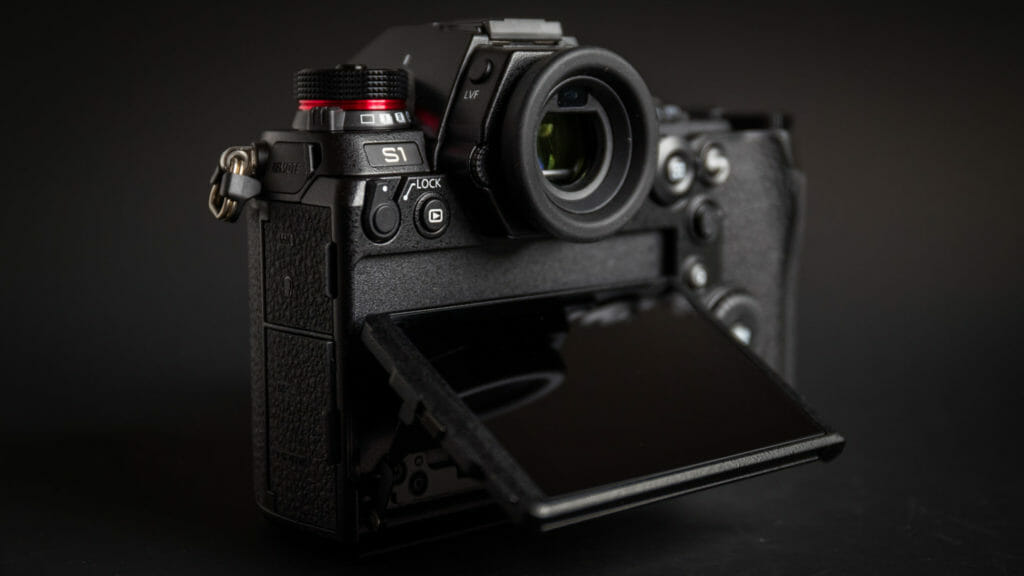 Panasonic Lumix S1 timelapse camera