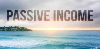 Passive income for creators