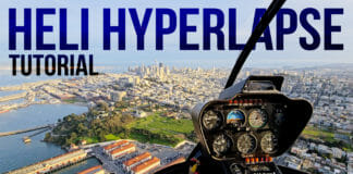 helicopter hyperlapse tutorial