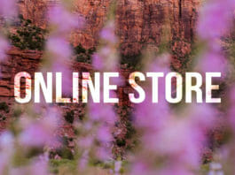 Online store cover