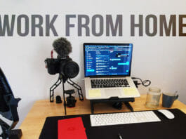 How to work from home article cover