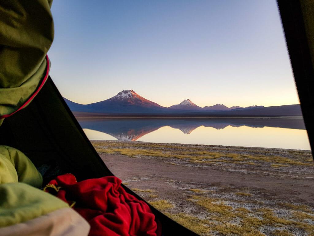 Behind the scenes of Nox Atacama by Martin Heck