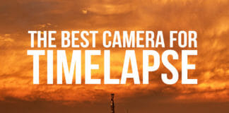 Cover for The best timelapse camera